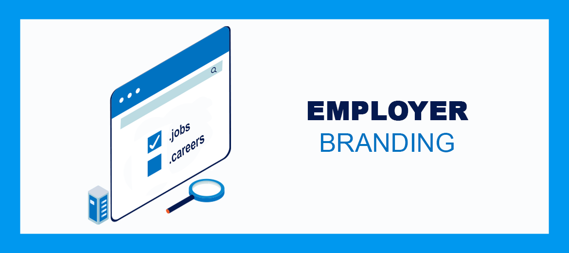 Employer branding and the .jobs / .careers extensions